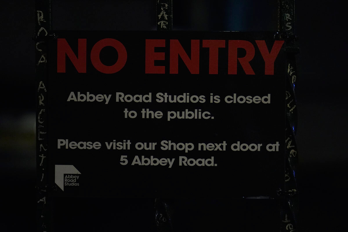 polaroids abbey road